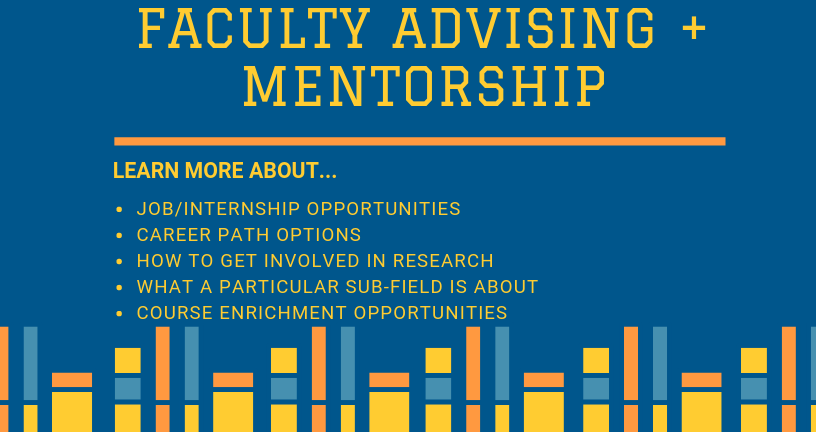 CSE Faculty Advising + Mentorship