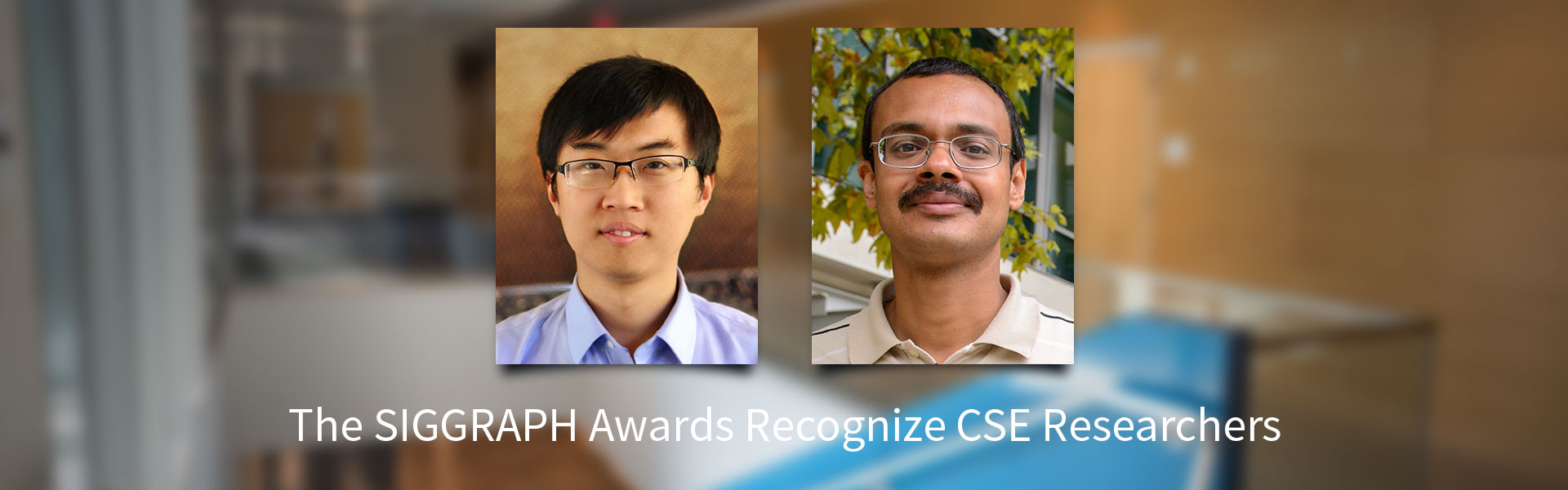 Siggraph Award Researchers