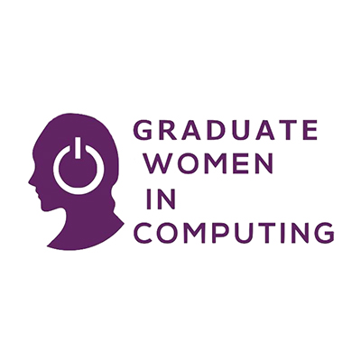 Logo of GradWIC, the Graduate Women in Computing group at UC San Diego