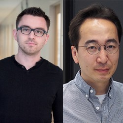 CSE's newest CAREER Award winners: Deian Stefan (l) and Sicun Gao (r)