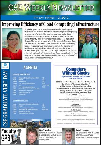 Winter 2013 Newsletter