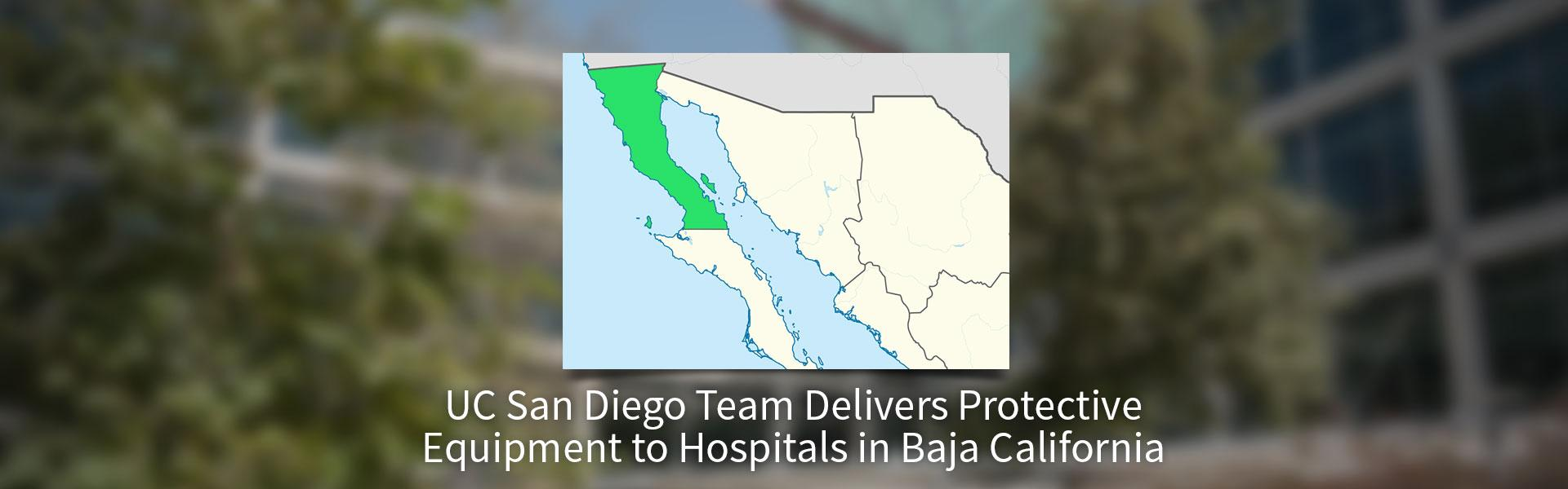 Protective Equipment to Baja California