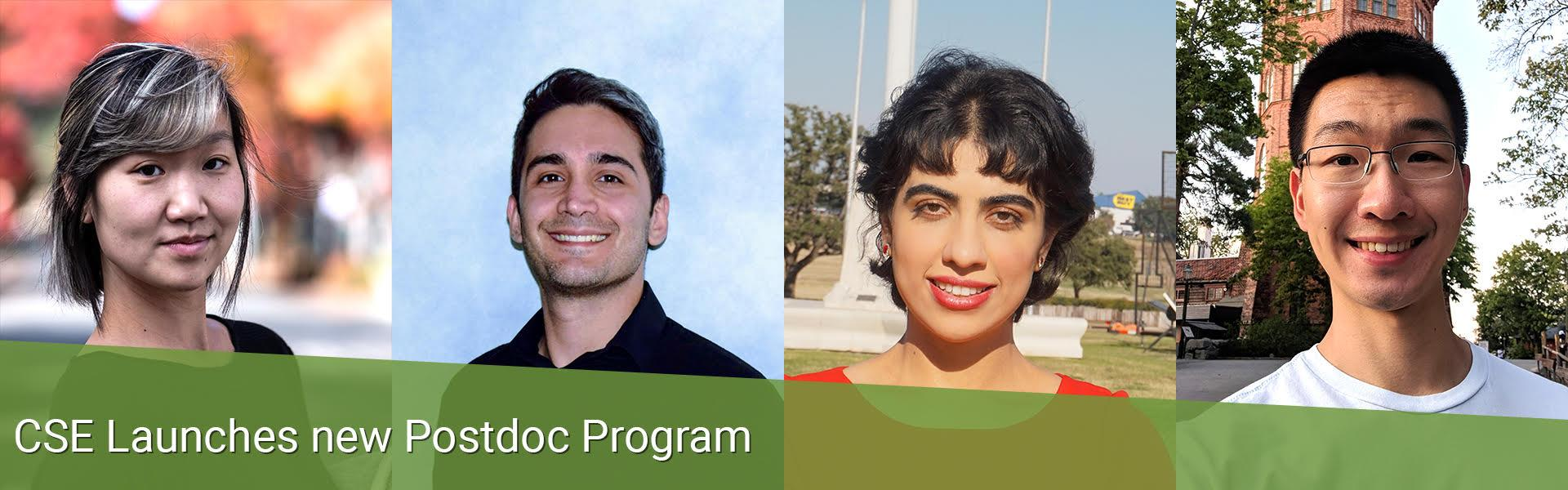 CSE PostDoc Fellows