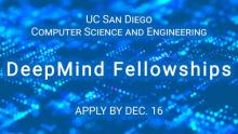 DeepMind Fellowship Apply by December 16, 2020