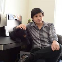Quang Bach is one of two new lecturers in CSE in the 2017-2018 academic year.