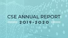 CSE Annual Report 2019-2020