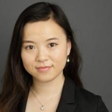CSE Assistant Professor Rose Yu
